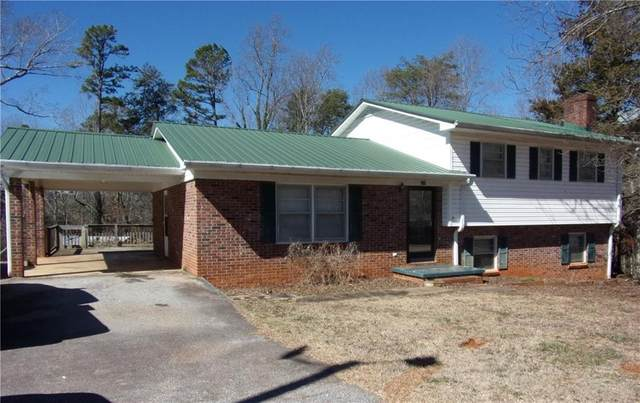 308 Forest Acres Circle, Walhalla, SC 29691 (MLS #20236652) :: Tri-County Properties at KW Lake Region