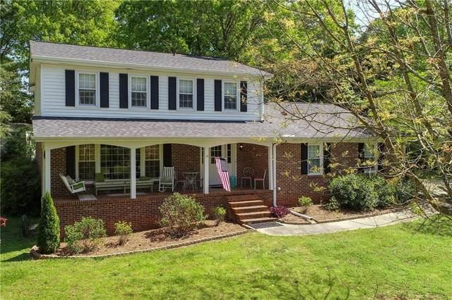 127 Ashley Road, Clemson, SC 29631 (MLS #20236664) :: Les Walden Real Estate