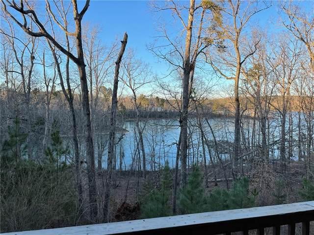 312 Harts Cove Way, Seneca, SC 29678 (MLS #20236665) :: Les Walden Real Estate