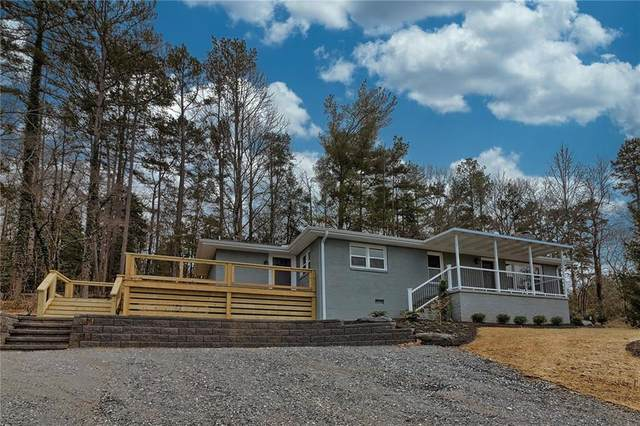 116 Cherrywood Drive, Central, SC 29630 (MLS #20236677) :: Tri-County Properties at KW Lake Region