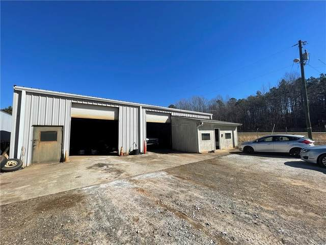 410 S Hwy 11, West Union, SC 29696 (MLS #20236679) :: Tri-County Properties at KW Lake Region