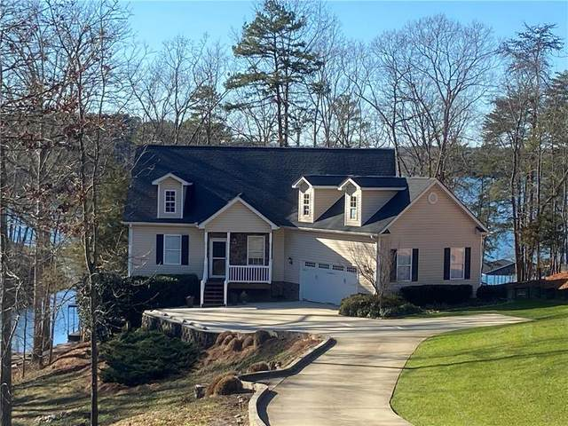 715 Tucker Trail, Anderson, SC 29625 (MLS #20236680) :: The Powell Group