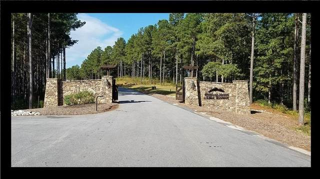 Lot 58 Highland Shores Drive, Salem, SC 29676 (MLS #20236684) :: The Powell Group