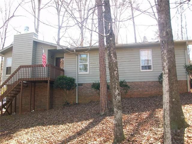 310 Fernwood Drive, Seneca, SC 29678 (MLS #20236686) :: Les Walden Real Estate