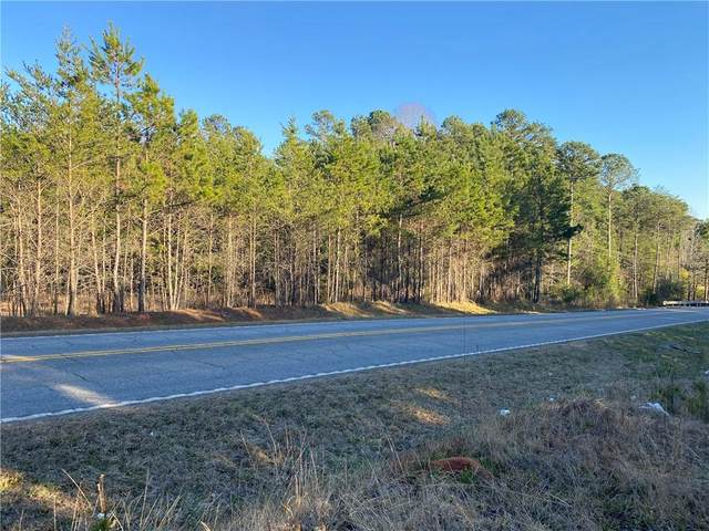 1732 Six Mile Highway, Central, SC 29630 (MLS #20236687) :: Tri-County Properties at KW Lake Region
