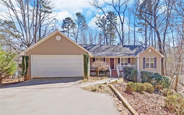 480 Lake Place Drive, Lavonia, GA 30553 (MLS #20236688) :: Tri-County Properties at KW Lake Region