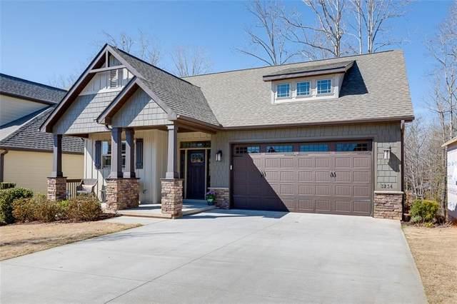 3234 Championship Drive, Seneca, SC 29678 (MLS #20236700) :: Les Walden Real Estate