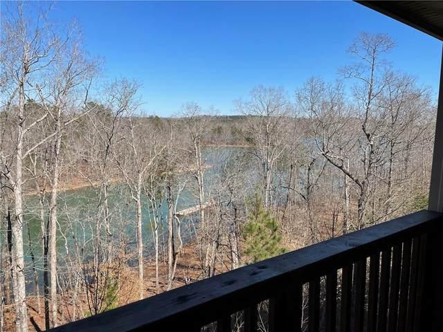 132 Harts Cove Way, Seneca, SC 29678 (MLS #20236706) :: Les Walden Real Estate
