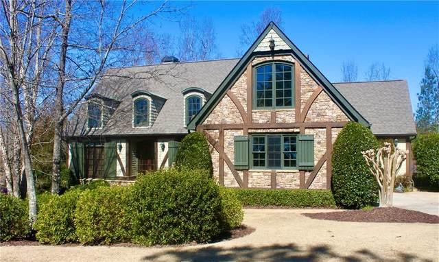 91 Rock Creek Trail, Toccoa, SC 30577 (MLS #20236709) :: Les Walden Real Estate