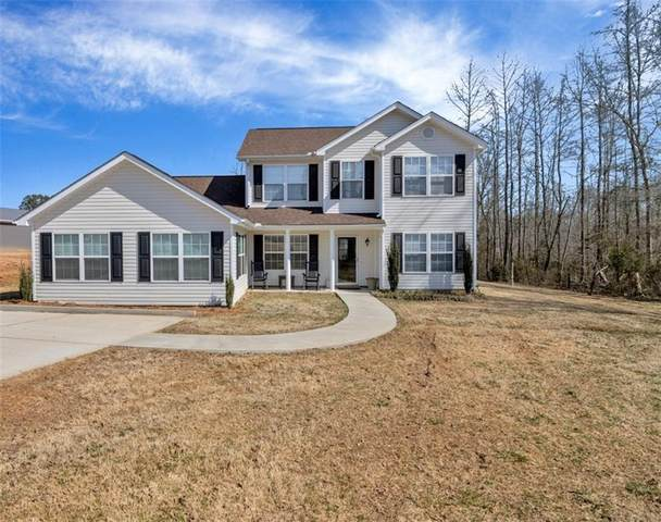 118 Bolding Drive, Six Mile, SC 29682 (MLS #20236713) :: The Powell Group