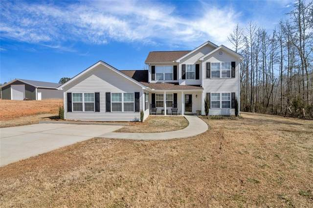 118 Bolding Drive, Six Mile, SC 29682 (MLS #20236715) :: The Powell Group