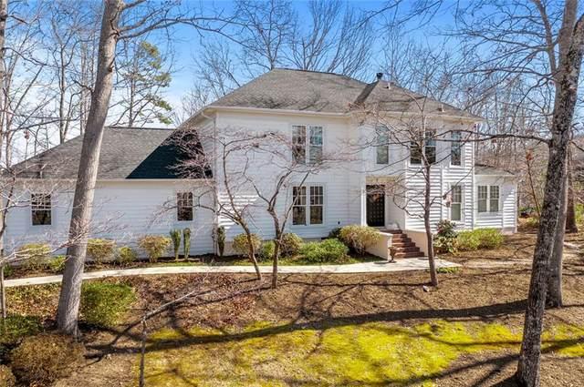 1620 Enterprise Lane, Seneca, SC 29672 (MLS #20236723) :: Les Walden Real Estate