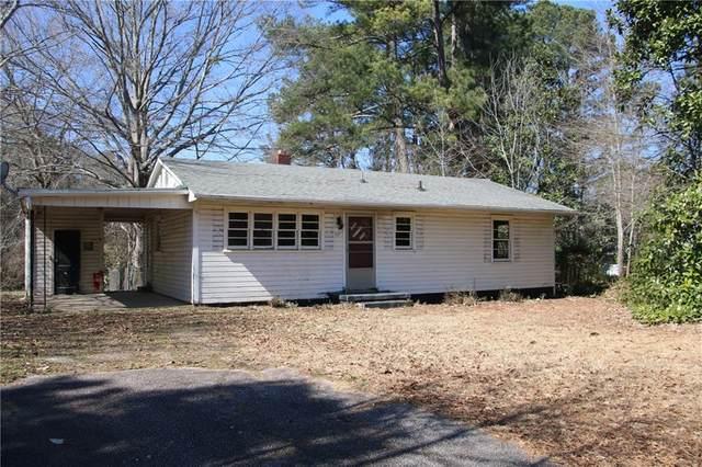 517 N Church Street, Walhalla, SC 29691 (MLS #20236725) :: Les Walden Real Estate