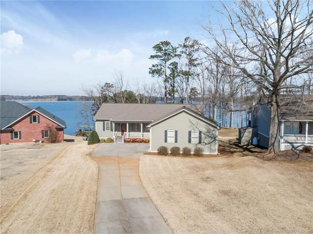 217 Forest Cove Road, Anderson, SC 29626 (MLS #20236740) :: The Powell Group
