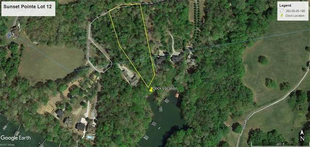 00 Coves End Pointe, Seneca, SC 29678 (MLS #20236753) :: Lake Life Realty