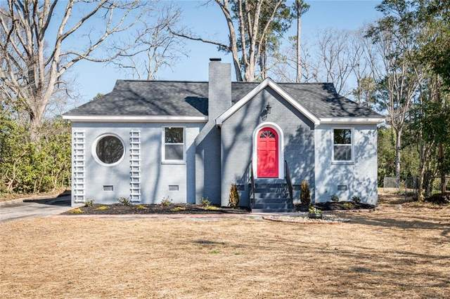 612 Glenwood Avenue, Anderson, SC 29625 (MLS #20236756) :: The Powell Group