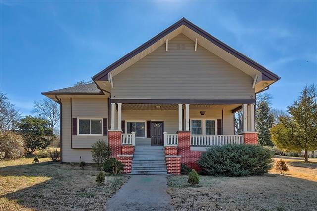 223 Margaret Street, Pickens, SC 29671 (MLS #20236790) :: Tri-County Properties at KW Lake Region