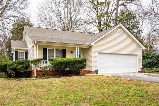 2902 Pope Drive, Anderson, SC 29625 (MLS #20236818) :: The Powell Group