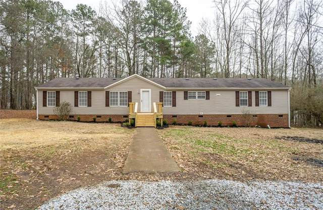 241 Colonial Drive, Easley, SC 29642 (MLS #20236832) :: The Powell Group