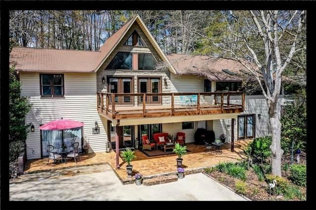 921 Gap Hill Road, Six Mile, SC 29682 (MLS #20236835) :: Les Walden Real Estate