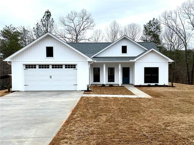 810 Brock Street, Central, SC 29630 (MLS #20236856) :: The Powell Group