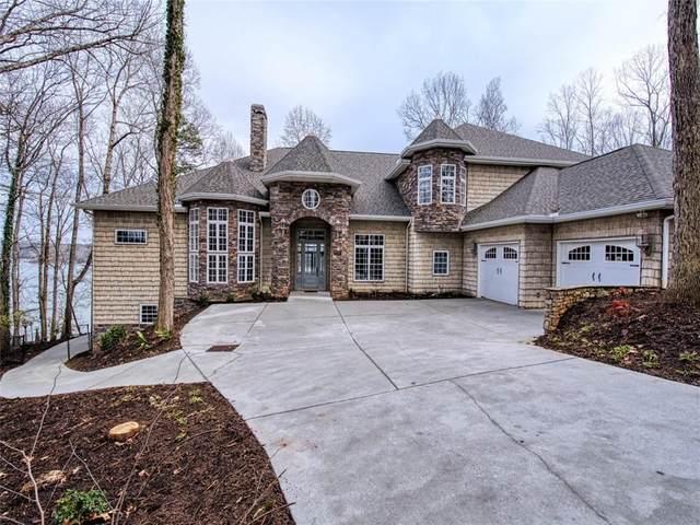 126 Laurel Lane, Townville, SC 29689 (MLS #20236880) :: Les Walden Real Estate
