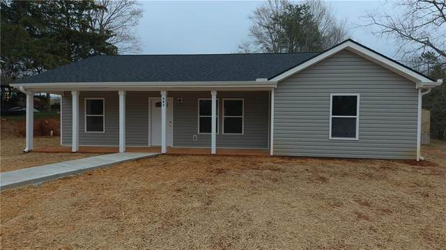 303 E Beattie Street, Liberty, SC 29657 (MLS #20236885) :: Les Walden Real Estate