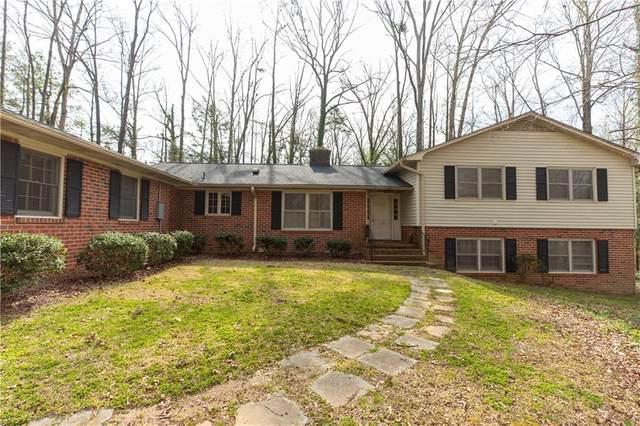 334 Woodland Way, Clemson, SC 29631 (MLS #20236892) :: Les Walden Real Estate