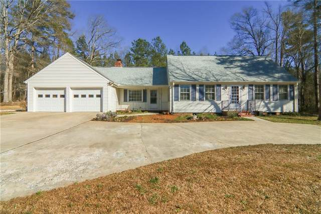 1562 Fort Hill Drive, Seneca, SC 29678 (MLS #20236896) :: Tri-County Properties at KW Lake Region