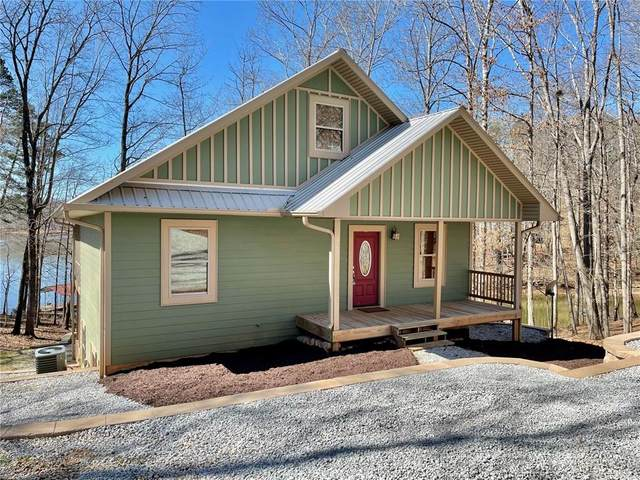 484 Knottywood Drive, Lavonia, GA 30553 (MLS #20236908) :: The Powell Group