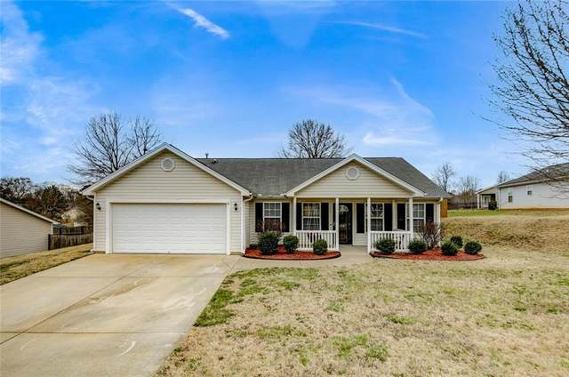 318 Monti Drive, Anderson, SC 29625 (#20236911) :: Expert Real Estate Team
