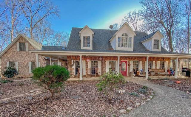 120 Oak Forest Trail, Seneca, SC 29678 (MLS #20236916) :: Les Walden Real Estate