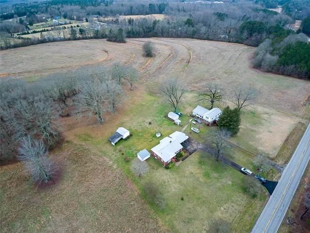 322 Hwy 252, Belton, SC 29627 (MLS #20236924) :: Les Walden Real Estate