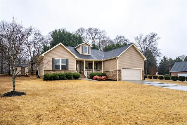 101 Tinsley Drive, Anderson, SC 29621 (#20236928) :: DeYoung & Company