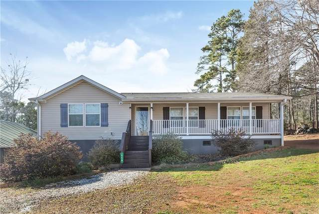 119 Pine Circle, Townville, SC 29689 (MLS #20236950) :: The Powell Group