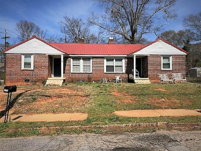 208 Arlington Avenue, Anderson, SC 29621 (MLS #20236952) :: The Powell Group