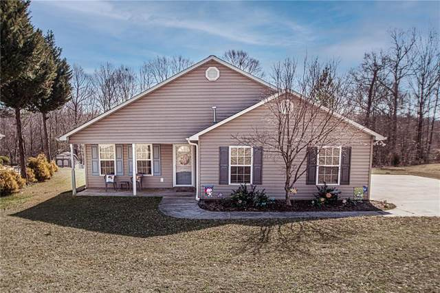 637 Fairmont Road, Anderson, SC 29621 (MLS #20236955) :: The Powell Group