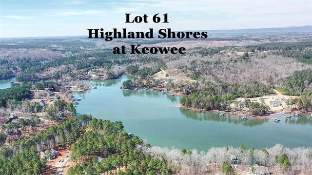 Lot 61 Highlands Ridge Road, Salem, SC 29676 (MLS #20236988) :: The Powell Group