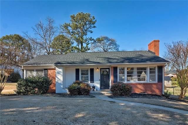 2106 Boulevard Heights, Anderson, SC 29621 (MLS #20236993) :: Les Walden Real Estate
