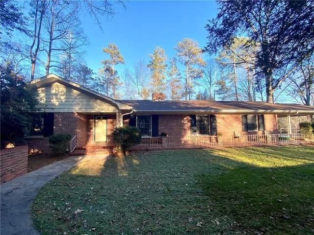 242 Grove Drive, Clemson, SC 29631 (MLS #20236996) :: Les Walden Real Estate