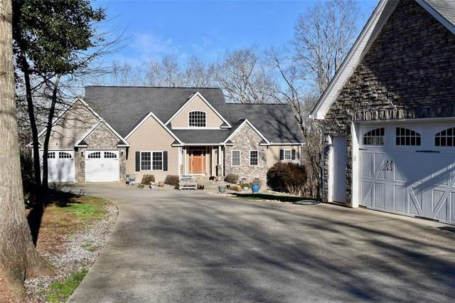 227 Inlet Pointe Drive, Anderson, SC 29625 (MLS #20237026) :: Les Walden Real Estate
