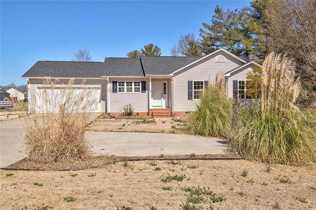 242 Browning Road, Piedmont, SC 29673 (MLS #20237028) :: Les Walden Real Estate