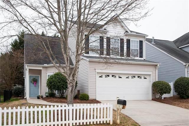 128 Pin Oak Court, Easley, SC 29642 (MLS #20237030) :: Les Walden Real Estate