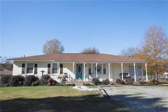 108 Pinson Drive, Honea Path, SC 29654 (MLS #20237035) :: Les Walden Real Estate