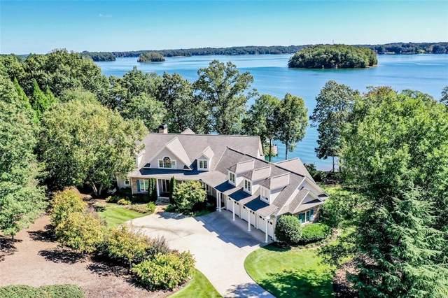 301 S Tradewind Way, Seneca, SC 29672 (MLS #20237062) :: Les Walden Real Estate