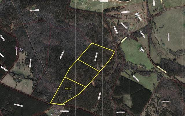00 Project Road, Iva, SC 29655 (MLS #20237077) :: Tri-County Properties at KW Lake Region