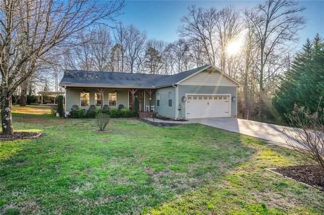 113 Richland Creek Drive, Westminster, SC 29693 (#20237103) :: Expert Real Estate Team