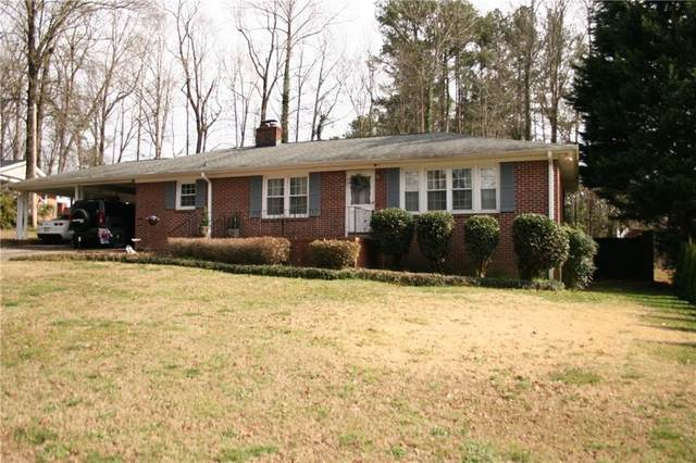 315 Dogwood Lane, Easley, SC 29642 (MLS #20237145) :: The Powell Group