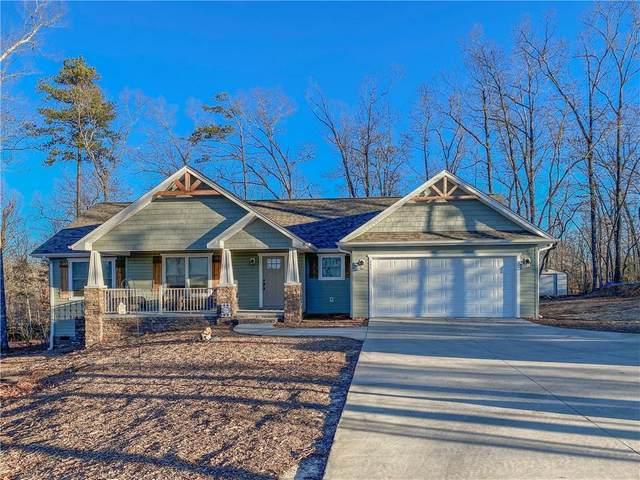 126 Richland Creek Drive, Westminster, SC 29693 (#20237170) :: Expert Real Estate Team