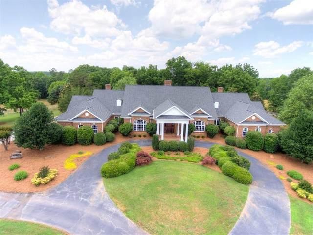 1617 Hook Road, Donalds, SC 29638 (MLS #20237176) :: Les Walden Real Estate
